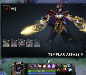 MixSet Templar Assassin