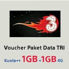 1GB 3G +1GB 4G