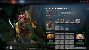 Hunter of the Blood Stained Sands (Bounty Hunter Set)