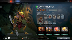 Hardened Hunter's Gear (Bounty Hunter Set)