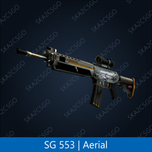 SG 553 | Aerial (Mil-Spec Rifle)