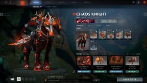 Rising Chaos (Chaos Knight Set)