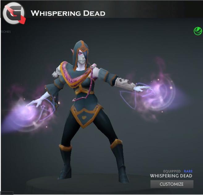 Whispering Dead (Templar Assassin Set)