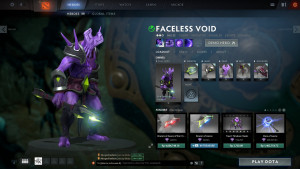 The Tentacular Timelord (Faceless Void Set)