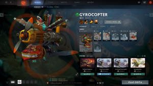 Armaments of the Dragon Emperor (Gyrocopter Set)