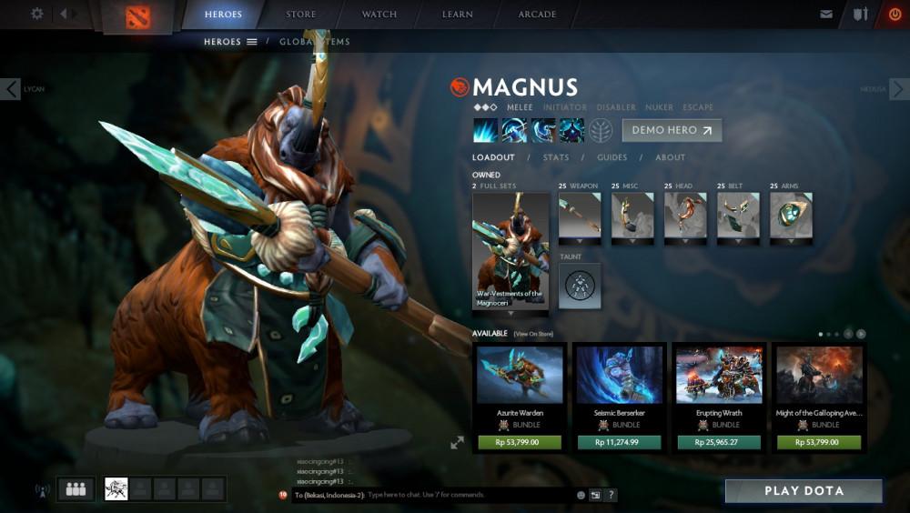 War-Vestments of the Magnoceri (Magnus Set)