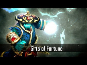 Gifts of Fortune (Storm Spirit Set)