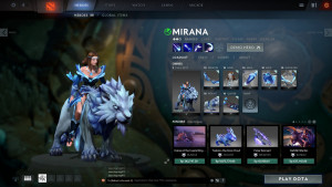 Starlight (Mirana Set)