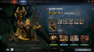 The Caustic Consumption (Sand King Set)