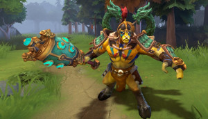 Warden of the Wyrmforge Shard (Elder Titan Set)