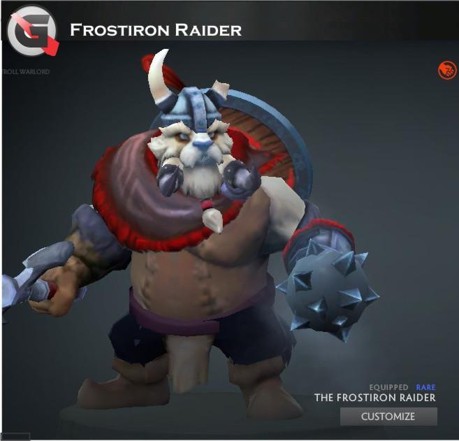 Frostiron Raider Set (Tusk Set)