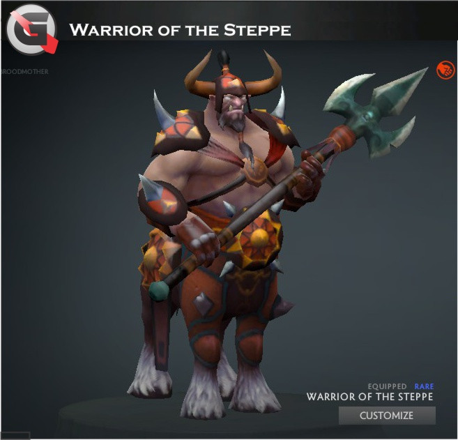 Warrior of the Steppe Set (Centaur Warrunner Set)