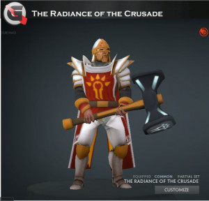 The Radiance of the Crusade (Omniknight Set)