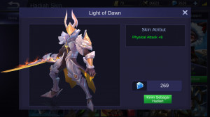Light of Dawn (Skin Argus)
