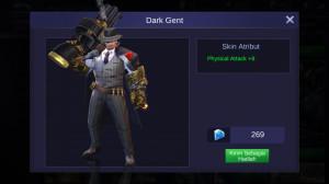 Dark Gent (Skin Roger)