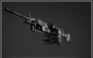 M249 | Contrast Spray (Consumer Grade Machinegun)