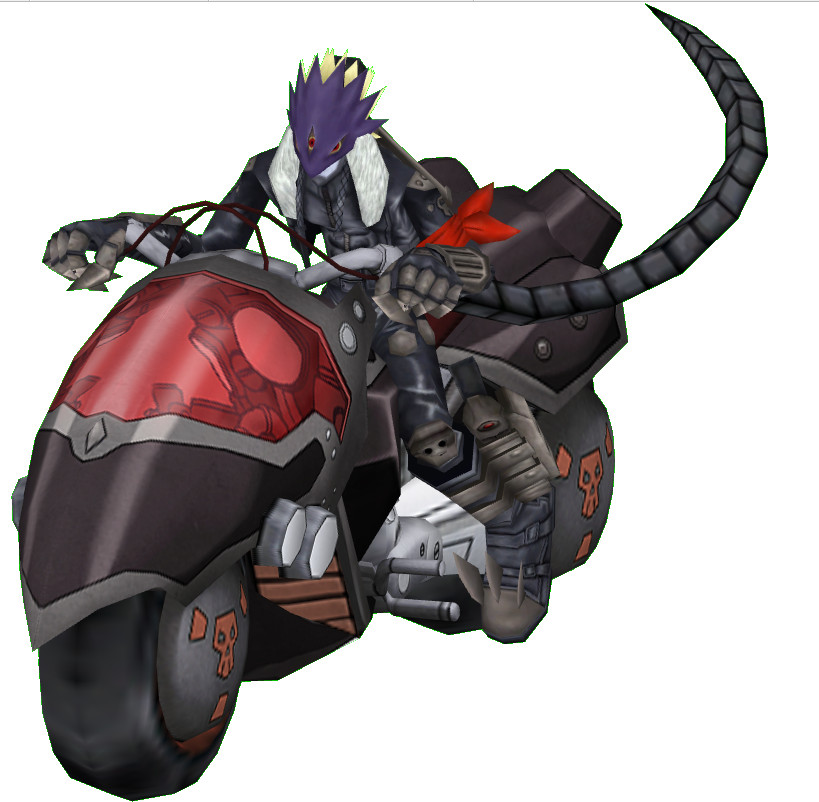 Behemoth, Beelzemon riding mode