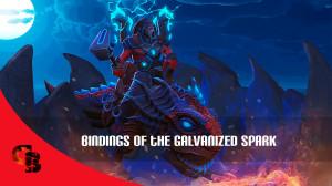 Bindings of the Galvanized Spark (Disruptor Set)