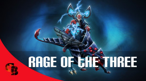 Rage of the Three (Disruptor Set)