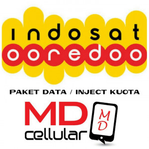 Indosat kuota / data 2GB