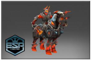 Arms of Burning Turmoil (Chaos Knight Set)
