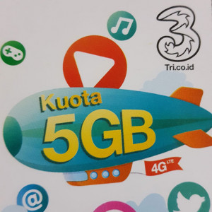 5GB KHUSUS 4G ONLY