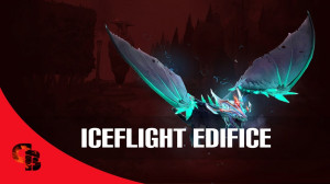 Iceflight Edifice (Immortal TI7 Winter Wyvern)