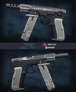 CZ75-Auto | Imprint (Mil-Spec Pistol)