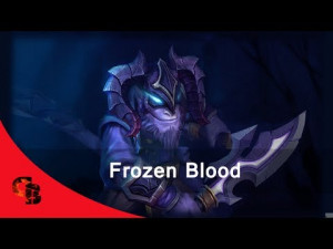 Frozen Blood (Riki Set)