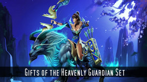 Gifts of the Heavenly Guardian (Mirana Set)