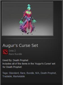 Augur's Curse (Death Prophet Set)