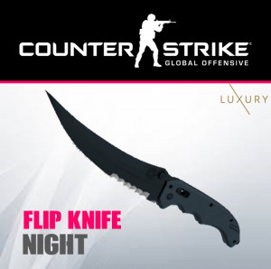 Flip Knife | Night