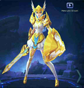 (iOS&Android) Unlock Freya + Diamonds