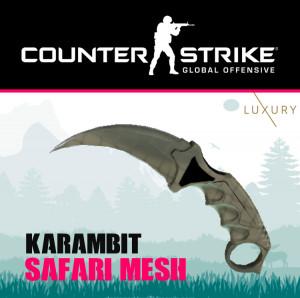 Karambit   Safari Mesh