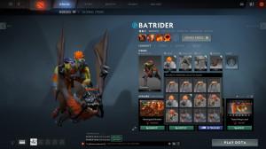 Firestarter (Batrider Set)