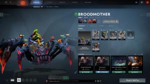 Webs of Perception (Broodmother Set)