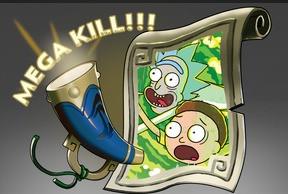 Mega-Kills: Rick and Morty