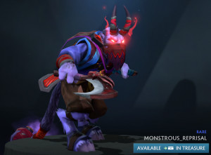 Monstrous Reprisal (Riki Set)