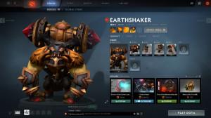 Crimson Beast (Earthshaker Set)