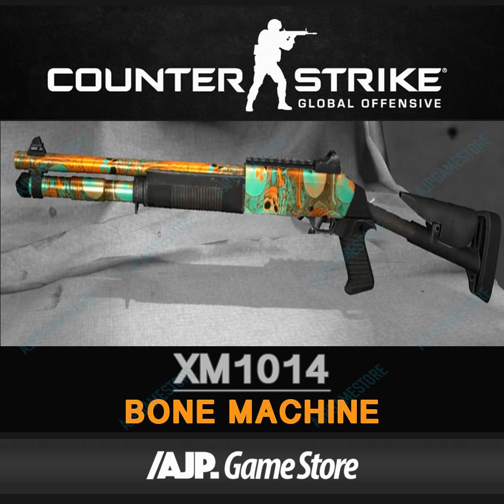 XM1014   Bone Machine (Mil-Spec Shotgun)