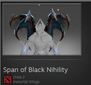 Span of Black Nihility (Nightstalker)