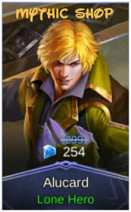 Lone Hero (Skin Alucard)