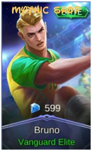 Vanguard Elite (Elite Skin Bruno)