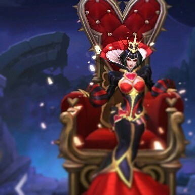Skin Aurora Heartbreak Empress