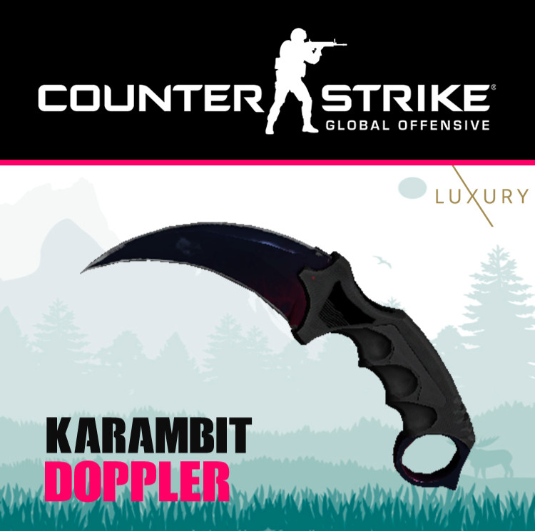 Karambit | Doppler