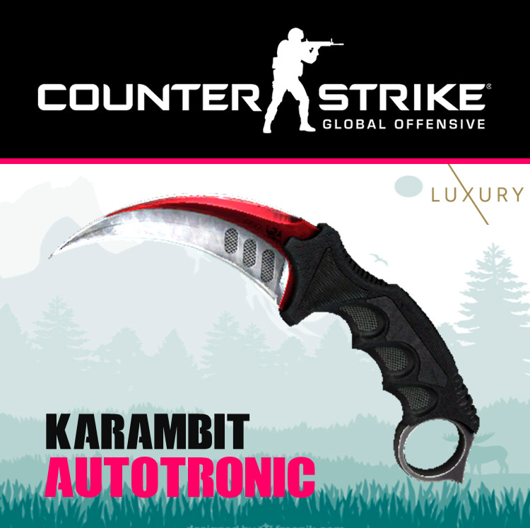Karambit | Autotronic
