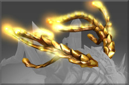 Golden Cyrridae (Immortal TI7 Weaver)