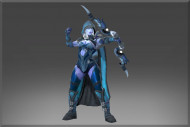 Death Shadow (Drow Ranger Set)
