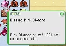Blessed Pink Diamond
