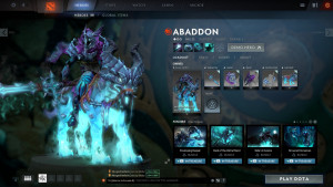 Anointed Armor of Ruination (Abaddon Set)
